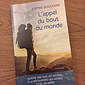 J'ai lu L'appel du <b>bout</b> du <b>monde</b> de Justine Duquesne (Editions City)