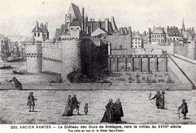 Ancien Nantes - château2
