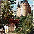 Neuvicq - le chateau