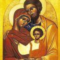 Consécration à la <b>Sainte</b> Trinité par la <b>Sainte</b> <b>Famille</b> 1/26
