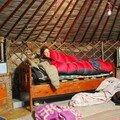 Une nuit dans un lit Mongol...