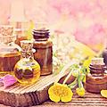 Comment réaliser une huile sèche scintillante ?