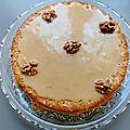 Le <b>gâteau</b> aux noix de Mamie
