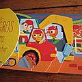 Petits et gros engins du chantier / Mes mots et moi, de Marie Fordacq & <b>Peggy</b> <b>Nille</b>