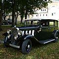 CITROËN Rosalie 10A familiale 1933 Lons le Saunier (1)