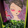 Une caisse à vin qui voulait devenir jardinière murale ! [diy pour bricolos]