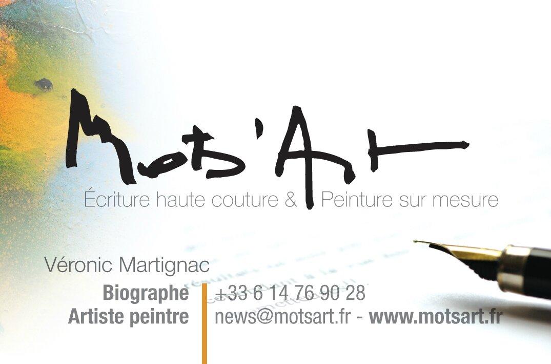 Aime ... M ... Mots'Art ... Martignac !