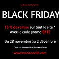 Black Friday et Cyber Monday