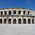 Nîmes et l'oppidum d'Ambrussum (visite)