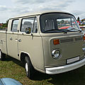 <b>VOLKSWAGEN</b> Combi type 2 Doka pick up 1978