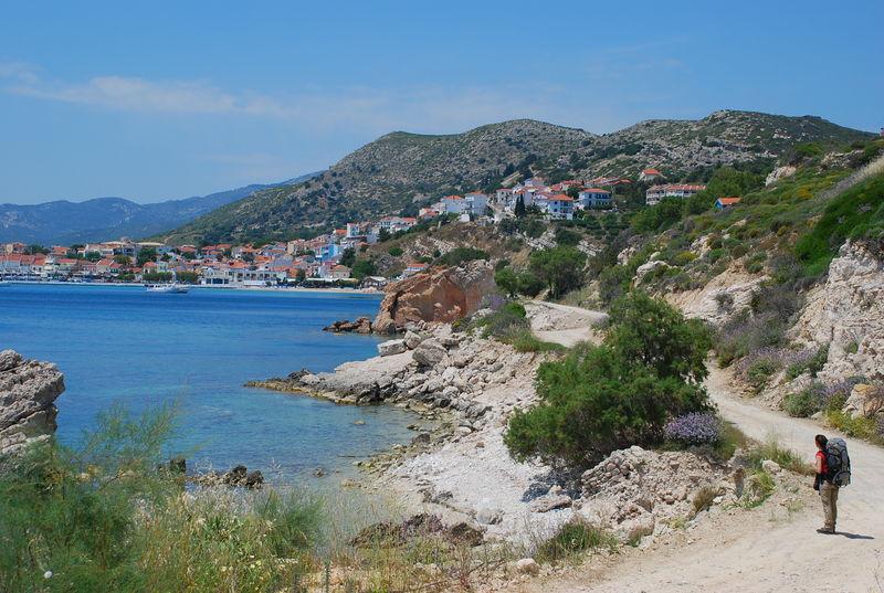 Decouverte de l'ile de Samos: Pythagorio