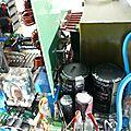 Amplificateur hf à transistors de ea4bqn : modèle hf62 (radioamateur)