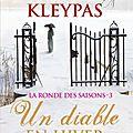 Un diable en hiver ❉❉❉ <b>Lisa</b> <b>Kleypas</b>