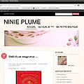 Ninie Plume