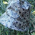 Un nouveau chapeau de pluie...