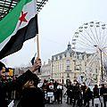72 o - Solidarité avec le peule Syrien