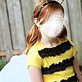 Atelier encadré : la fee abeille