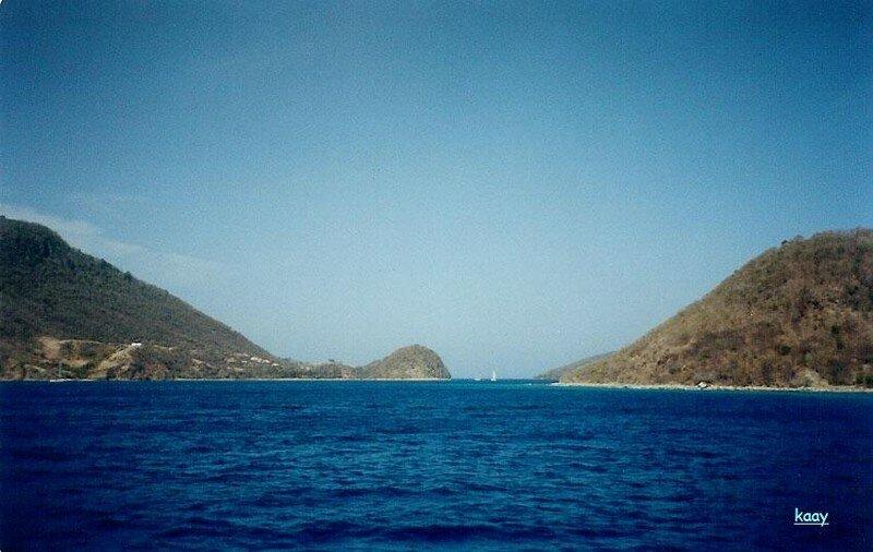 Baie des Saintes