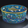 Chinese cloisonné enamels at christie's paris 22 june 2016