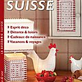 Broderie suisse : premier livre