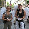 des anges passent...