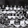 Classes du guéliz vers 1950