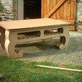 Ma <b>table</b> avance....