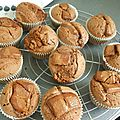 Muffins au milka