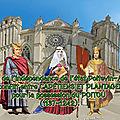 Chute de l'indépendance de l'état Poitevin-Aquitain et le conflit entre CAPÉTIENS ET PLANTAGENETS pour la possession du POITOU