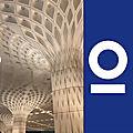 Aéroport de bombay ( design som ) en vidéo par ohlalair