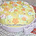 Mon gâteau d'anniversaire...