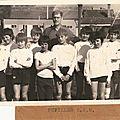 Footballeurs de l'e.s.n. pupilles en 1974, vous reconnaissez-vous?