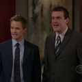 How I met your mother 4X18 : Old Clancy King