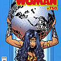 DC Rebirth Wonder Woman 750 / 80th anniversary special