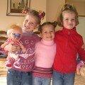 3 princesses