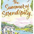The summer of Serendipity ❉❉❉ <b>Ali</b> <b>McNamara</b>