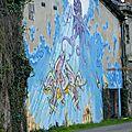 Pau peintures murales
