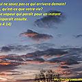 Jacques 4:14 (Verset ilustré)