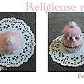 Défilé 9 religieuse rose