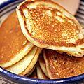 Blinis natures
