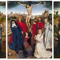 Hans memling's triptych of jan crabbe reunited in exhibition at the morgan