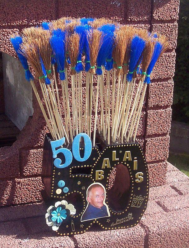 anniversaire 50 ans de mon frère