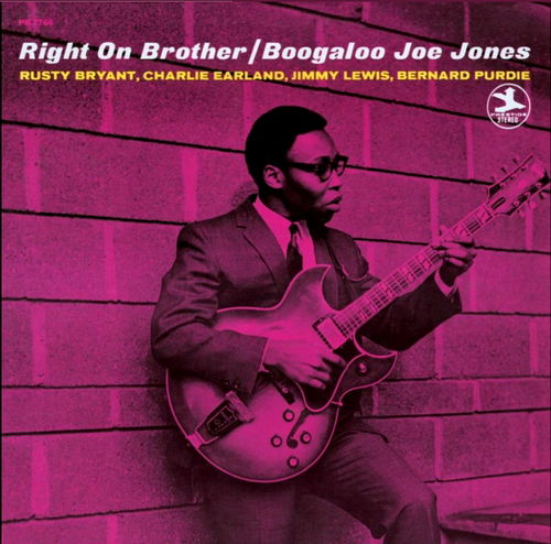 Boogaloo Joe Jones - 1970 - Right On Brother (Prestige)