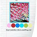 Page #38 du carnet de couleurs