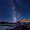 La <b>galaxie</b> Andromède.