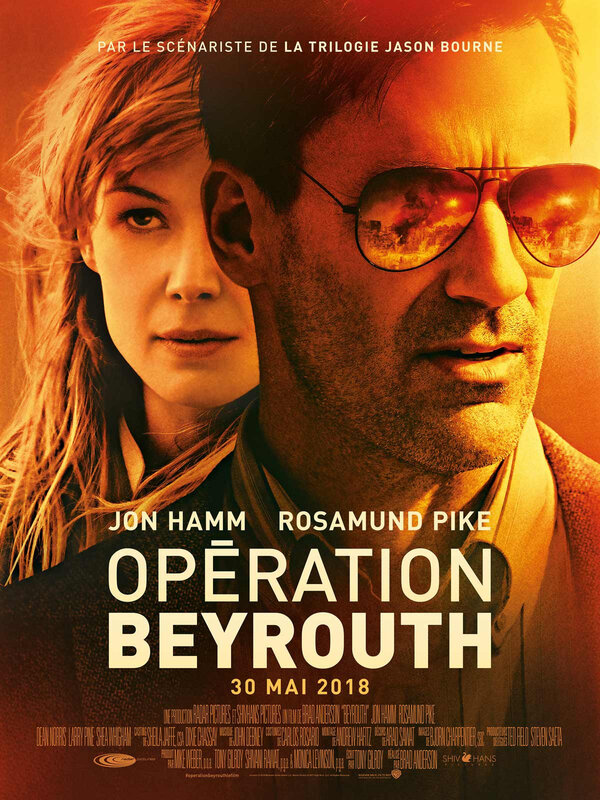 Opération Beyrouth affiche
