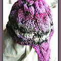 Chullo (bonnet péruvien) #3