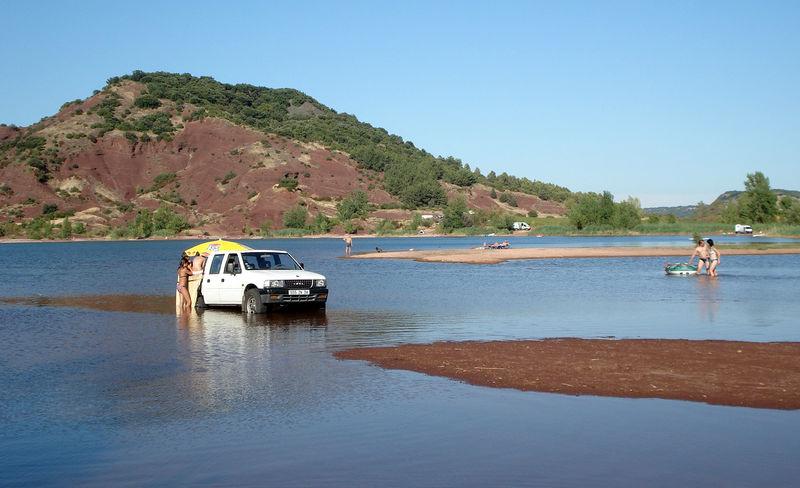 lac du sorgou