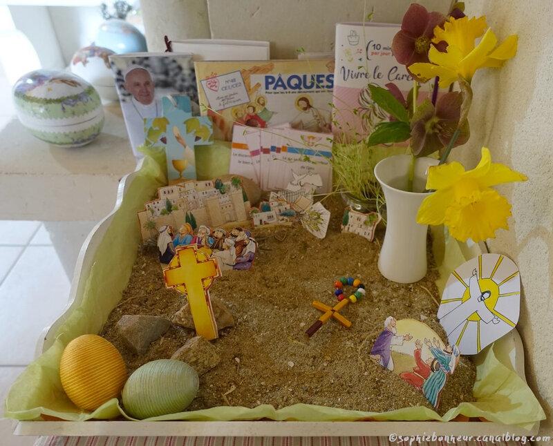 Jardin de Pâques 9