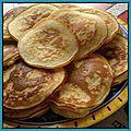 Pancakes à